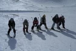 Les photos Historiques du ski