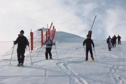 Les photos Historiques de la randonnée raquette